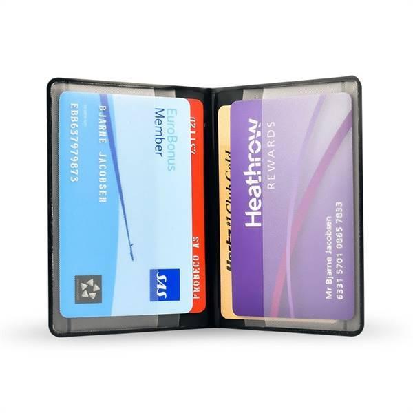 Pochette De Protection RFIDNFC Pour Cartes De Crédits - Porte cartes sécurisé protection rfid nfc